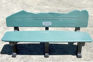 Beachcomber Seat for Nelson Lakes