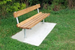 Longmarch Seat in Tawa, Wellington