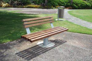 Seaview Park Seat