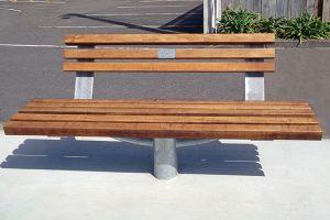 Seaview Memorial Seat
