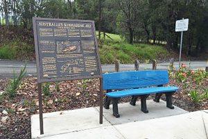 Submarine memorial